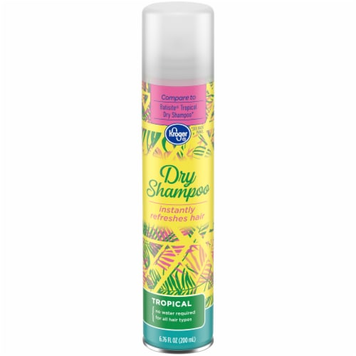Kroger® Tropical Dry Shampoo Perspective: front