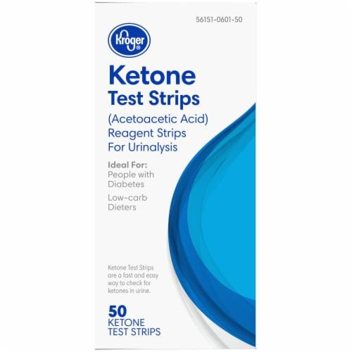 Kroger® Ketone Test Strips Perspective: front