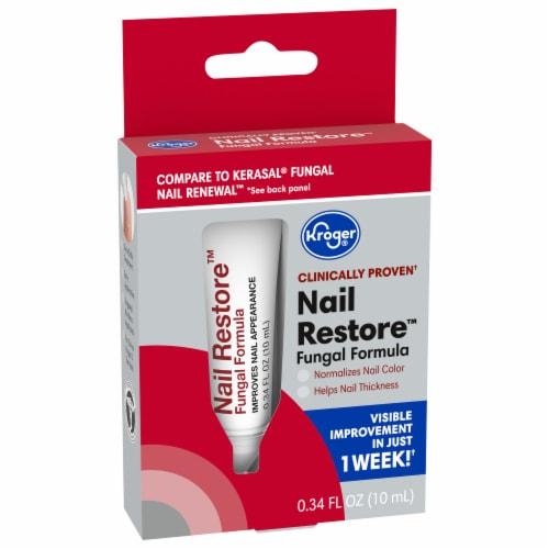 Kroger® Fungal Nail Restoring Formula Perspective: front