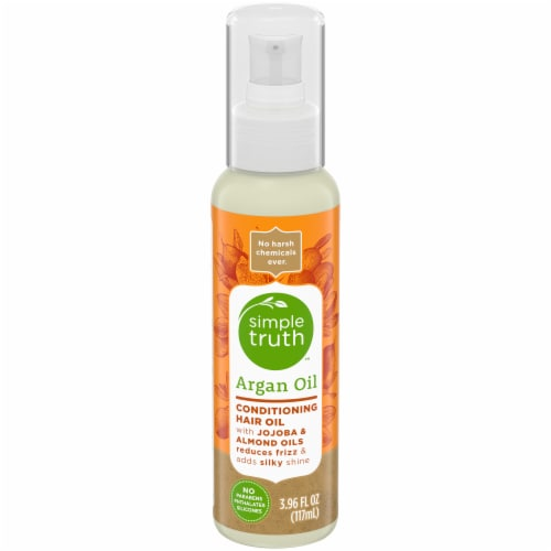 Simple Truth™ Moroccan Argan Hair Conditioning Oil Perspective: front
