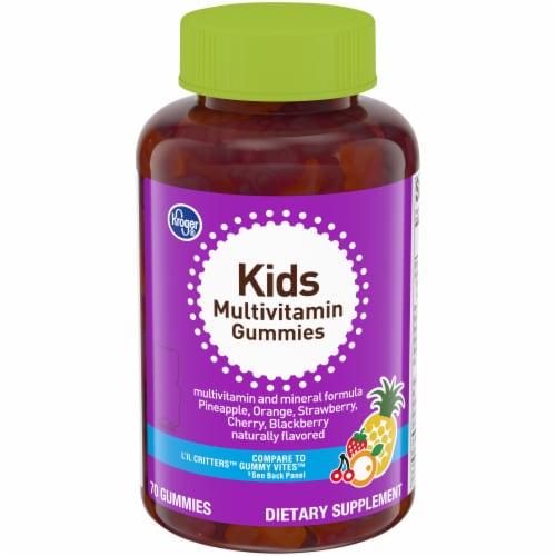 Kroger® Kids Multivitamin Gummies Perspective: front