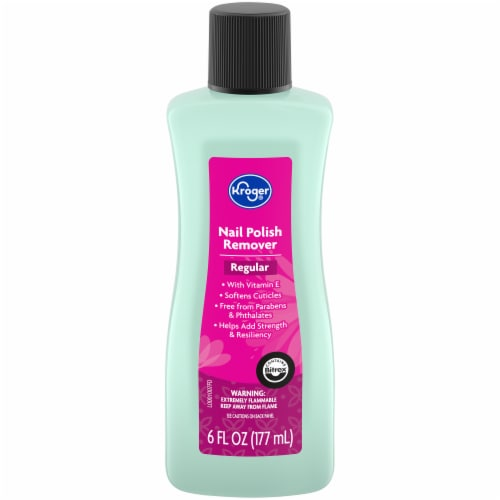Kroger® Nail Polish Remover Perspective: front