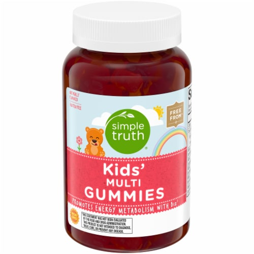Simple Truth® Kids' Multi Gummies Perspective: front