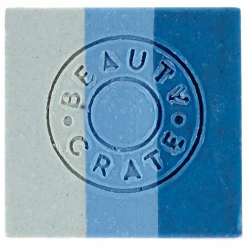Simple Truth Sea Salt Seaweed & Kelp Bar Soap Perspective: front