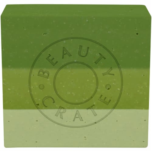 Simple Truth® Beauty Crate Kale Apple & Cucumber Bar Soap Perspective: front