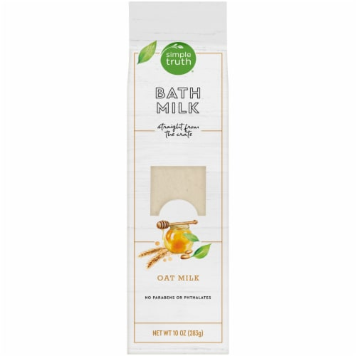 Simple Truth® Oat Milk Bath Milk Perspective: front