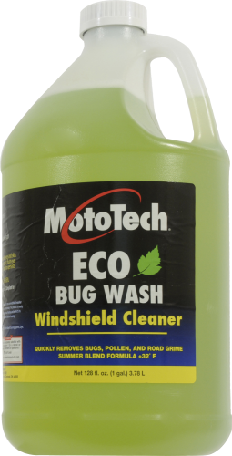 MotoTech ECO Bug Wash Perspective: front