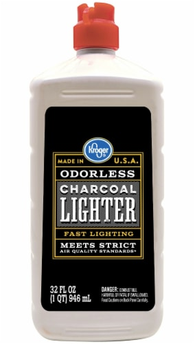 Kroger® Odorless Charcoal Lighter Fluid Perspective: front