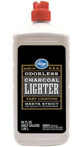 Kroger® Odorless Charcoal Lighter Fluid Perspective: front