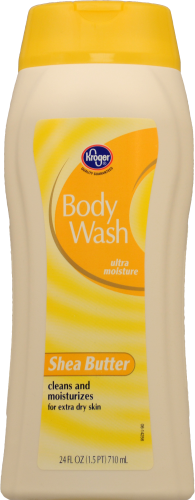 Kroger® Shea Butter Body Wash Perspective: front