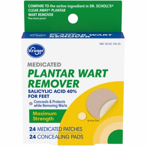 Kroger® Plantar Wart Remover Perspective: front