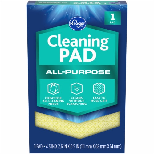 Kroger® All Surface Cleaning Pad Perspective: front
