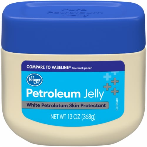 Kroger® Petroleum Jelly Perspective: front