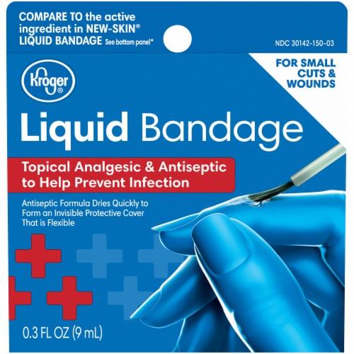 Kroger® Liquid Bandage Perspective: front