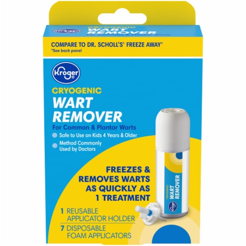 Kroger® Cryogenic Wart Remover Perspective: front