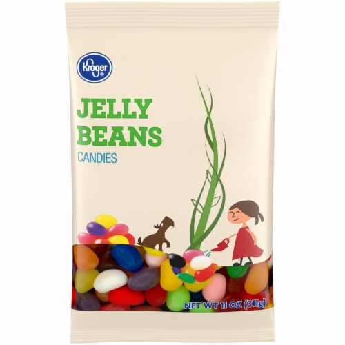Kroger® Jelly Beans Perspective: front