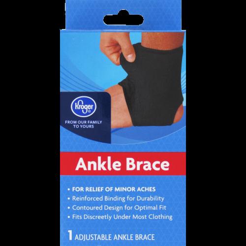 Kroger® Ankle Brace Perspective: front