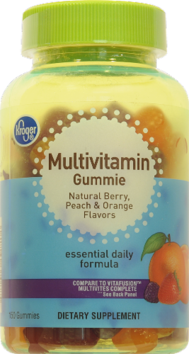 Kroger® Multivitamin Gummies Perspective: front