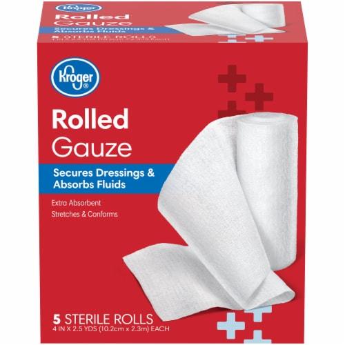 Kroger® Rolled Gauze Perspective: front