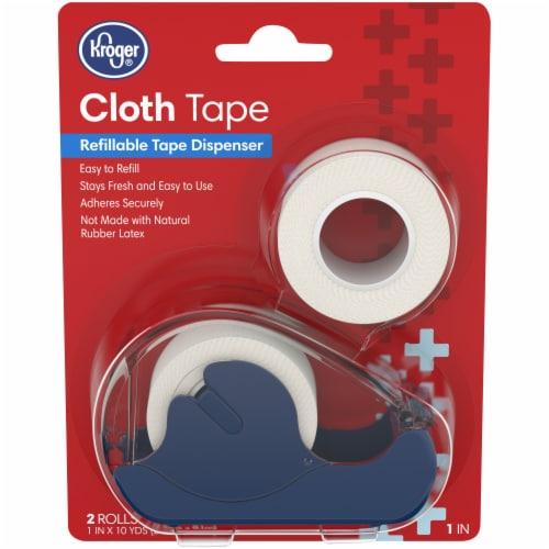 Kroger® Cloth Tape Dispenser Perspective: front
