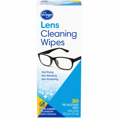Kroger® Multipurpose Lens Wipes Perspective: front