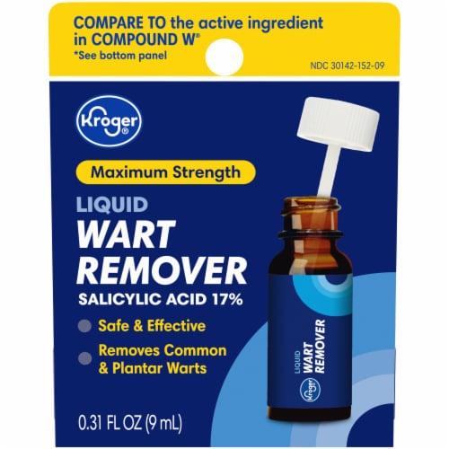 Kroger® Liquid Wart Remover Perspective: front