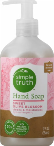 Simple Truth™ Sweet Olive Blossom Hand Soap Perspective: front