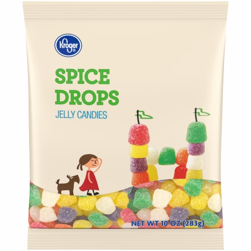 Kroger® Spice Drops Jelly Candies Perspective: front