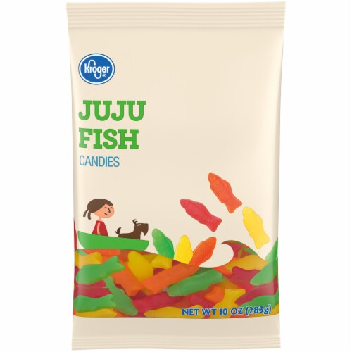 Kroger® Juju Fish Candies Perspective: front