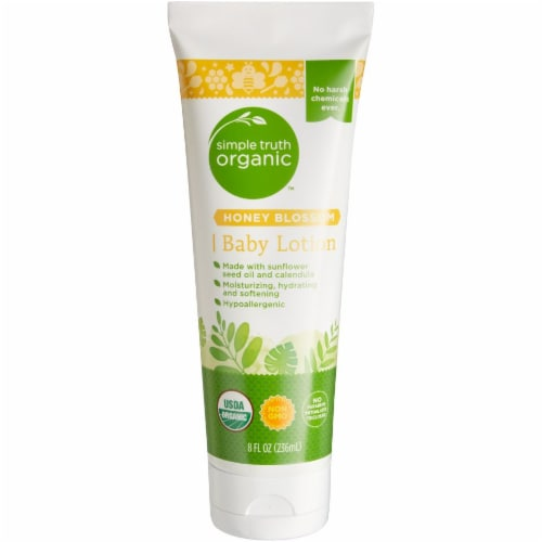 Simple Truth Organic™ Honey Blossom Baby Lotion Perspective: front