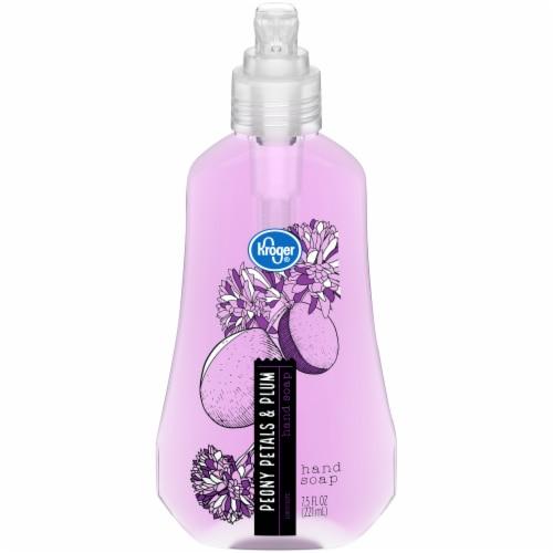 Kroger® Peony Petals & Plum Hand Soap Perspective: front