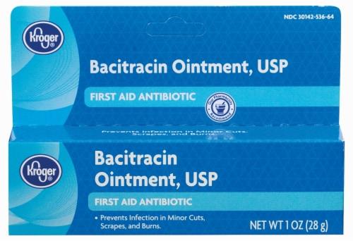 Kroger - Kroger® Bacitracin Ointment USP First Aid