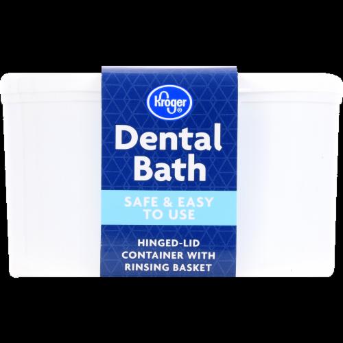 Kroger® Dental Bath Perspective: front