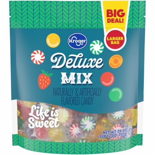 Kroger® Deluxe Mix Candy Perspective: front
