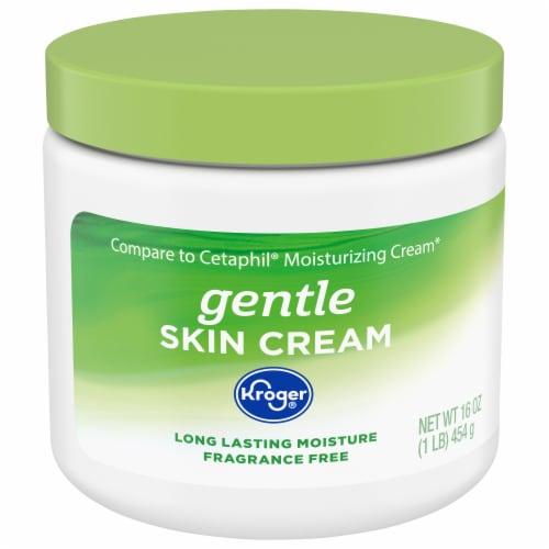 Kroger® Care Nourish Gentle Moisturizing Cream Perspective: front