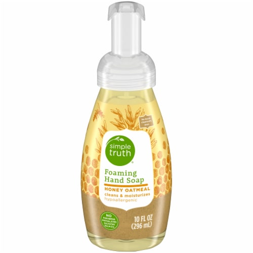 Simple Truth™ Honey Oatmeal Foaming Hand Soap Perspective: front