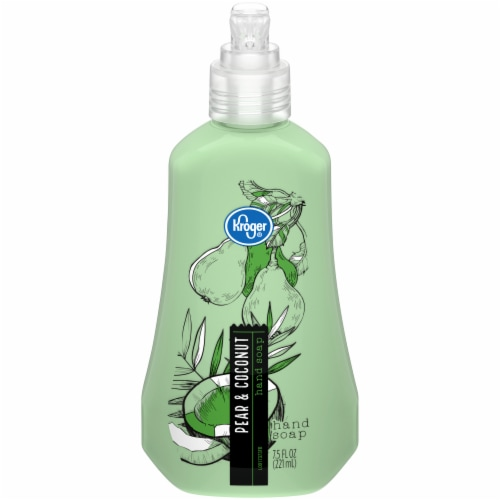 Kroger® Pear & Coconut Hand Soap Perspective: front