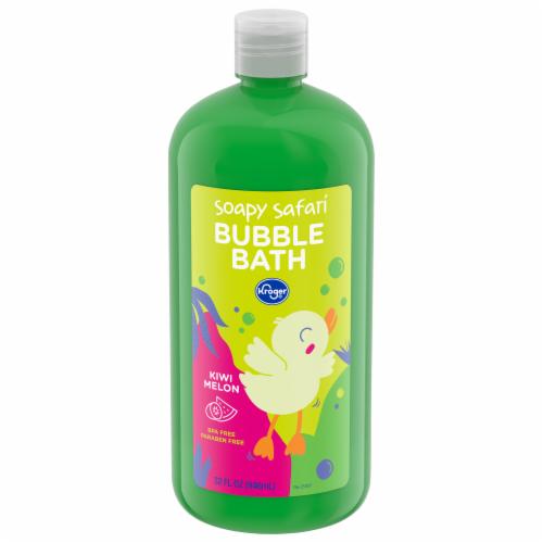 Kroger® Soapy Safari Kiwi Melon Scented Bubble Bath Perspective: front