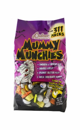 Palmer Mummy Munchies Candy Perspective: front