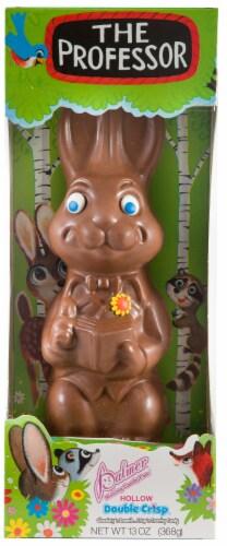 R.M. Palmer The Professor Double Crisp Rabbit Perspective: front