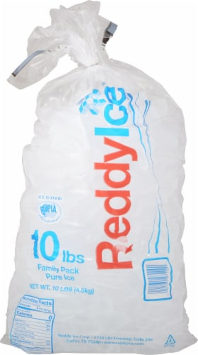 Reddy Bagged Ice Perspective: front