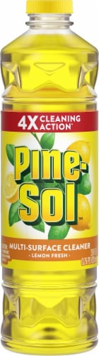 Pine-Sol Lemon Fresh Multi-Surface Cleaner Perspective: front