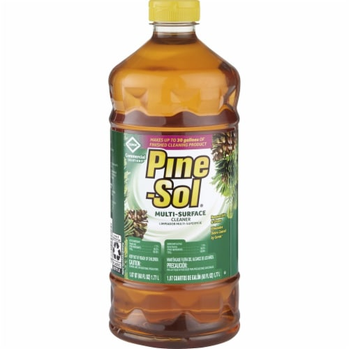 Pine-Sol  Multi-Surface Cleaner 41773 Perspective: front