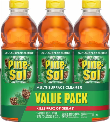 Pine-Sol Original Multi-Surface Cleaner Perspective: front