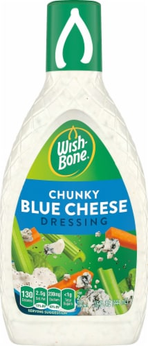 Wishbone Chunky Blue Cheese Dressing Perspective: front