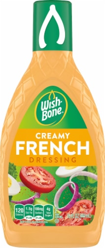 Wish-Bone Deluxe French Dressing Perspective: front