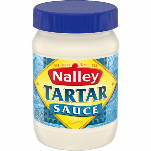 Nalley Tartar Sauce Perspective: front