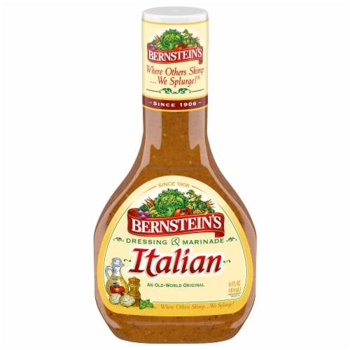Bernstein's Italian Dressing & Marinade Perspective: front