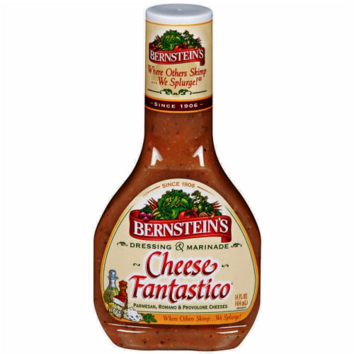 Bernstein's® Cheese Fantastico Dressing Perspective: front