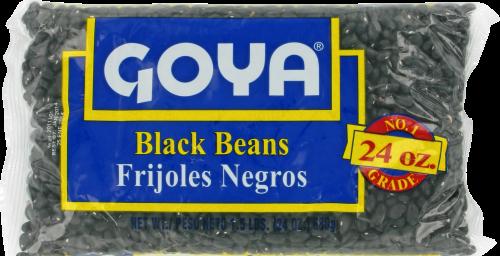 Goya Black Beans Perspective: front